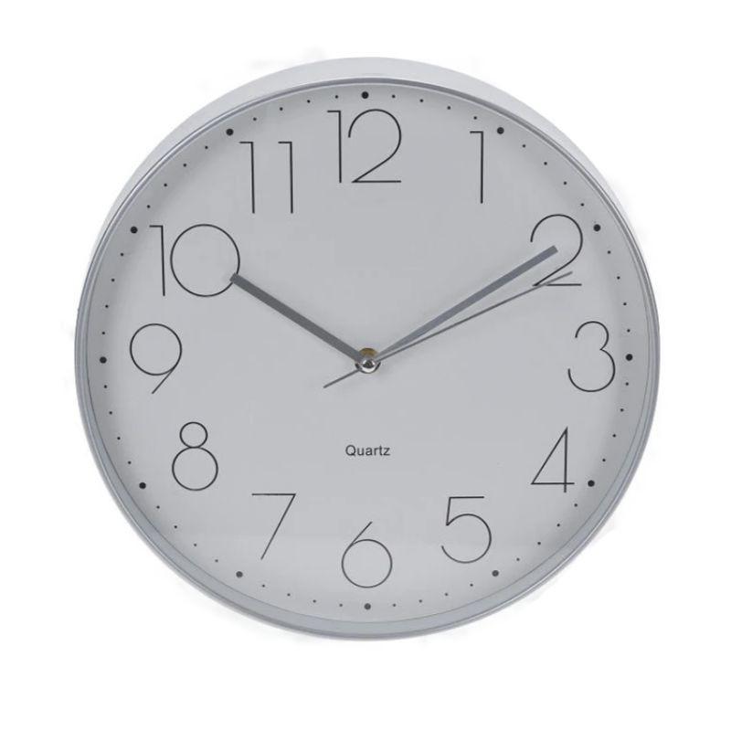 Ceas de perete, diametru 30 cm, stil clasic, Quartz