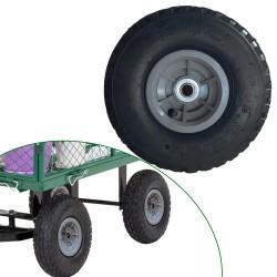 Roata de rezerva pentru caruciorul rabatabil de gradina TC1840RD, dimensiune 3.5 inch
