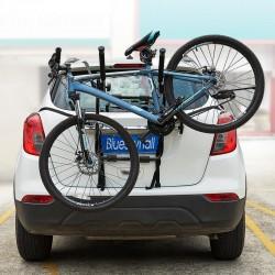 Suport auto pentru 3 biciclete, dedicat SUV, hatchback, pliabil