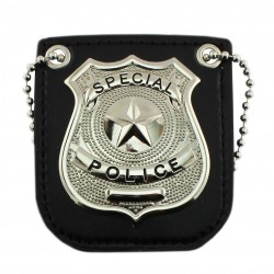 Insigna politist, suport...
