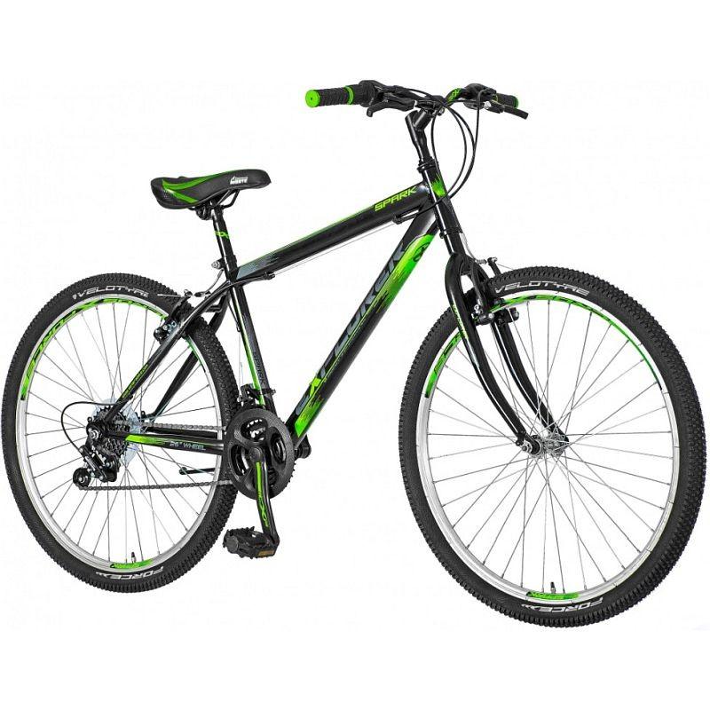 Bicicleta Mountain bike 26 inch hardtail, 18 viteze Power, cadru otel, V-brake, resigilat