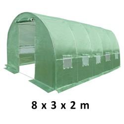 Sera tip tunel 8x3x2 m,...