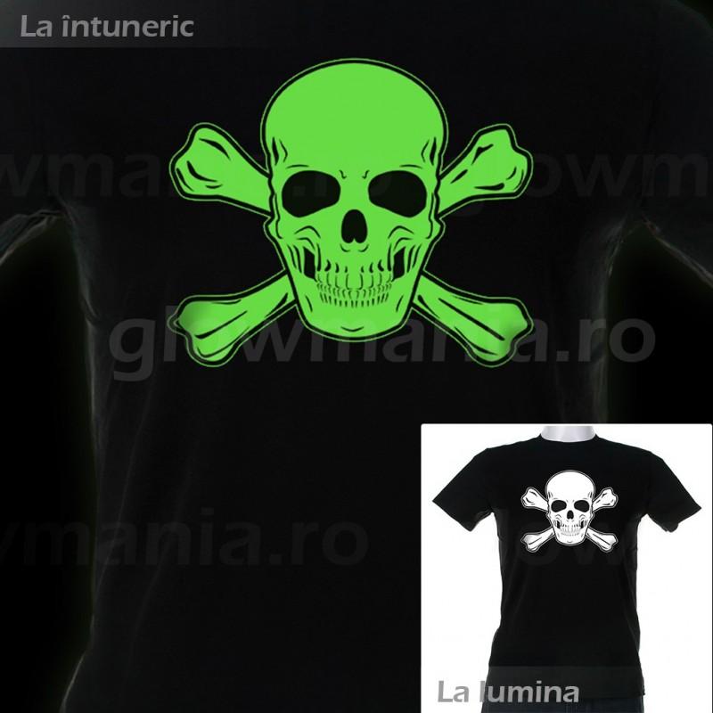 Tricoul luminescent Craniu pentru petreceri