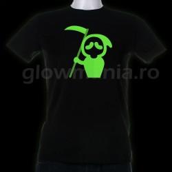Tricou glow Dead pentru Halloween