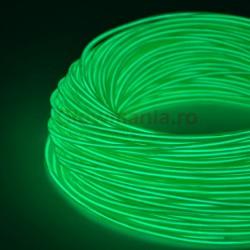 Fir electroluminescent neon flexibil EL wire 3,2 mm