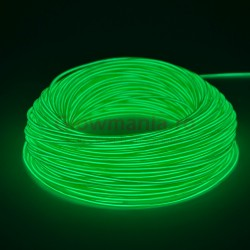 Fir electroluminescent neon flexibil EL wire 5 mm