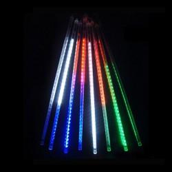 Turturi luminosi LED-uri curgatoare multicolore