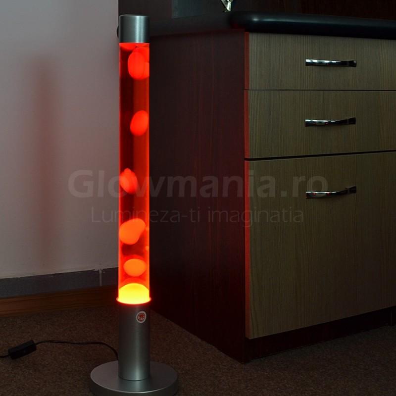Lampa decorativa Lava Dovce mare