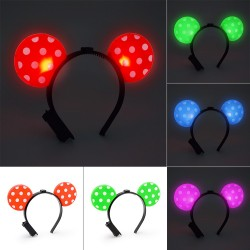 Cordeluta Mickey Mouse glow LED