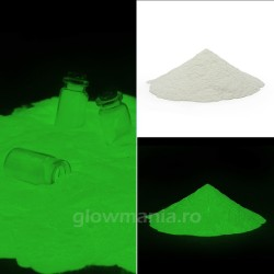 Pigment fosforescent verde baza de solvent