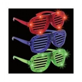 Ochelari luminescenti cu LED-uri pentru petreceri