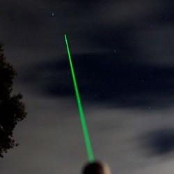 Laser verde de putere mare 100mW